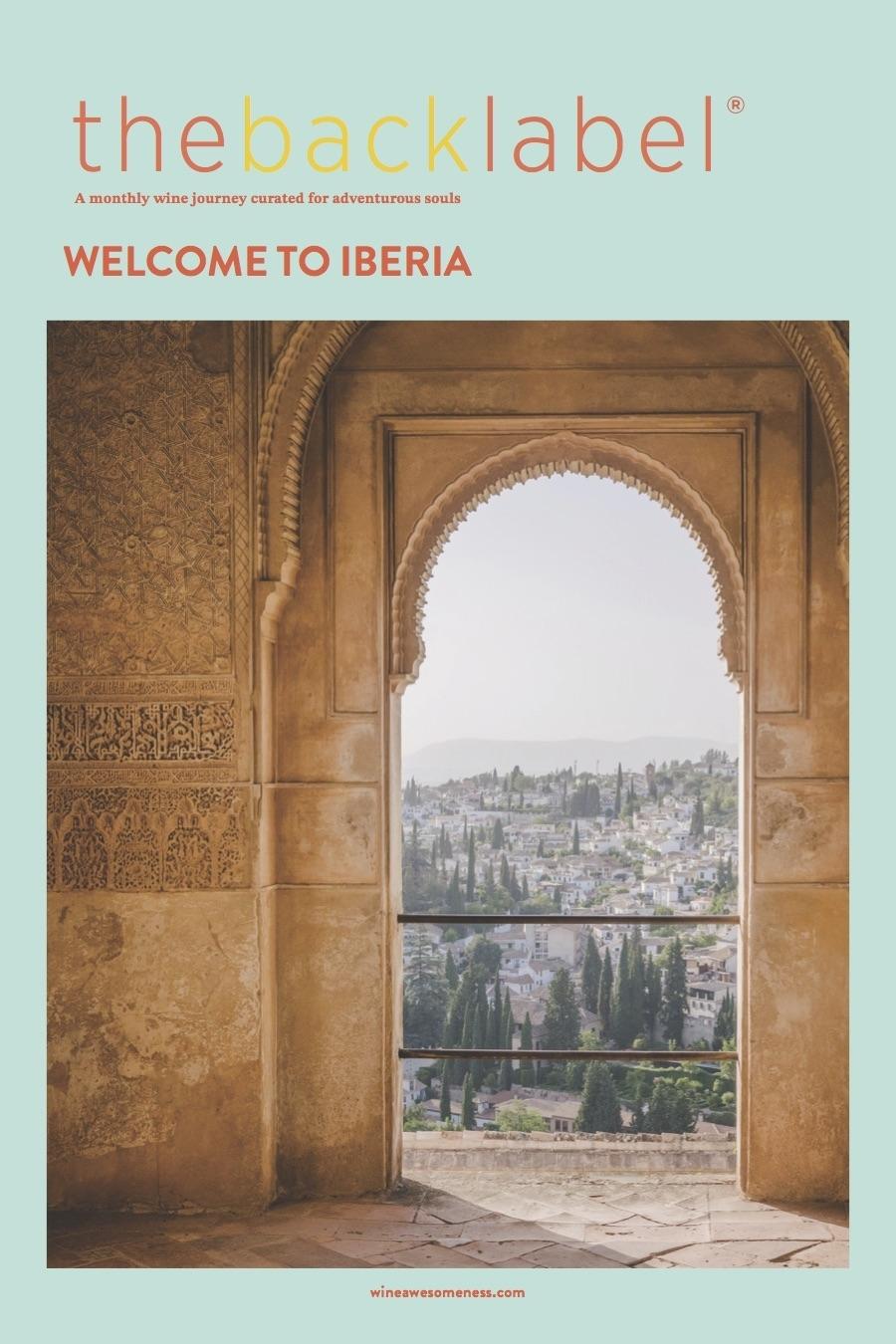 Welcome to Iberia